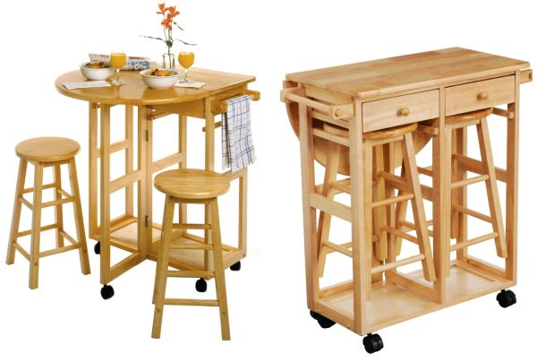 Image Result For Kitchen Tables With Matching Bar Stools
