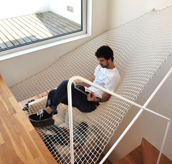 bedroom hammocks. View in gallery Hammock Floors  Taking Relaxation To A Whole New Level