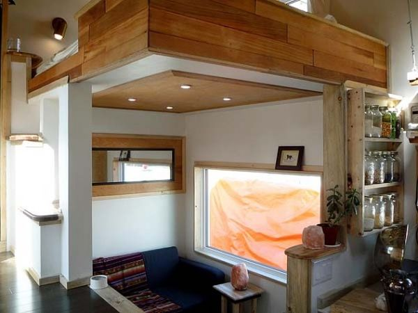 Big House Inside Bedroom 20 smart micro house design ideas that maximize space