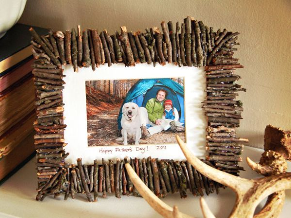 10 easy diy photo frame designs - Picture Frame Design Ideas
