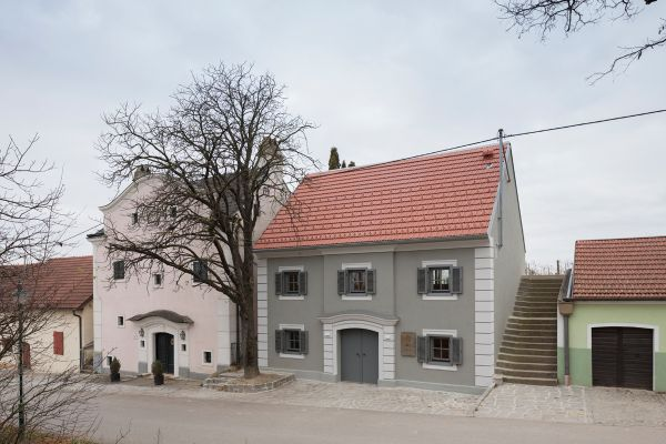 Strobl Winery: A Converted Austrian Wine Cellar