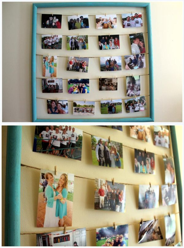 10 easy diy photo frame designs solutioingenieria Choice Image