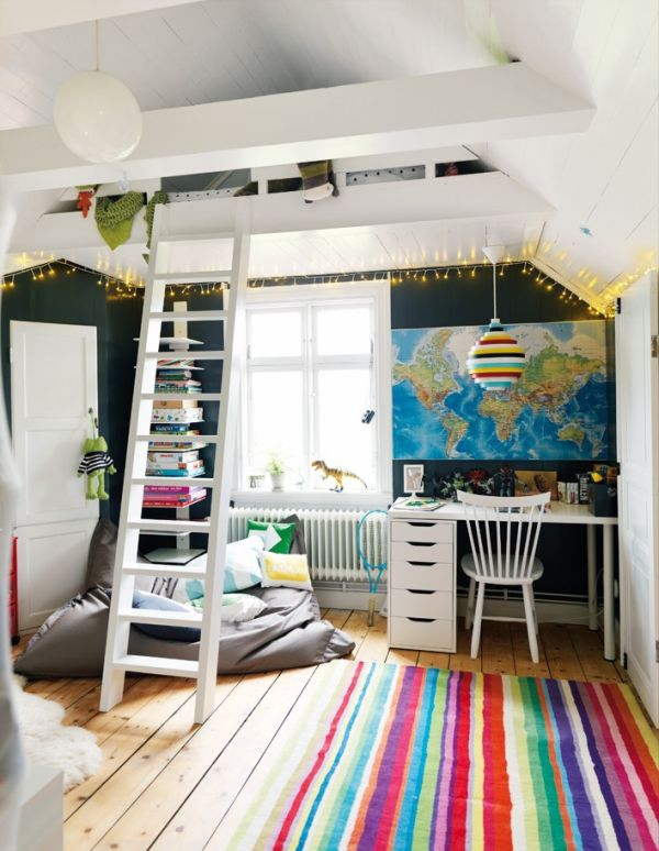 Sleep And Play 25 Amazing Loft Design Ideas For Kids
