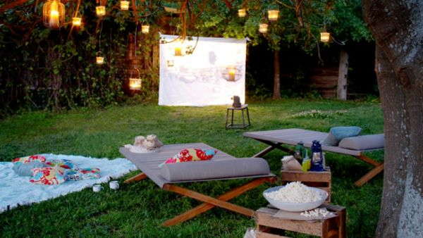 DIY Ideas To Create A Heavenly Backyard - Fun backyard ideas