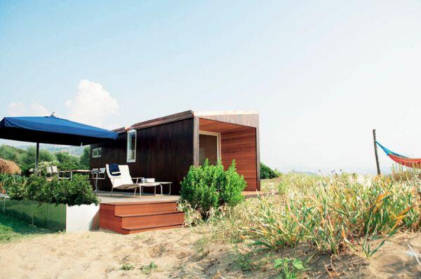 holiday prefabricate house - House Designs Ideas