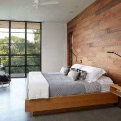 accent walls in bedroom. Choose Wood Accent Walls For A Warm And Eye Catching D cor Dare To Be Different  20 Unforgettable