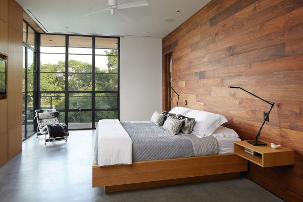 Choose Wood Accent Walls For A Warm And Eye-Catching Décor
