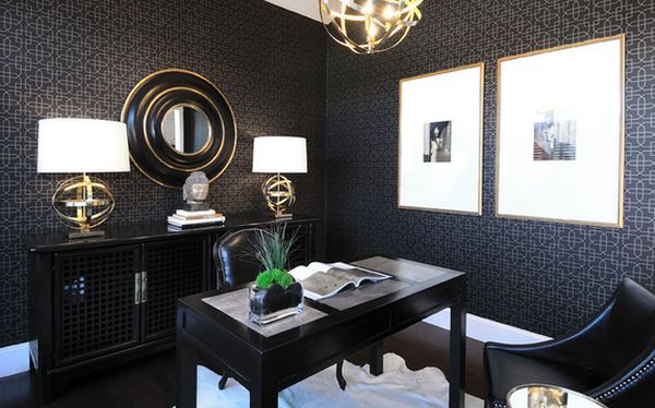 Black And Gold A Luxury Combination You Must Follow This