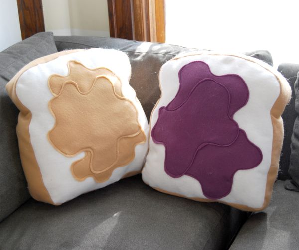 Funky Food Shaped Pillows To Cheer Up The D 233 Cor