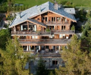 Chalet Dent Blanche – Hidden Away In The Swiss Mountains