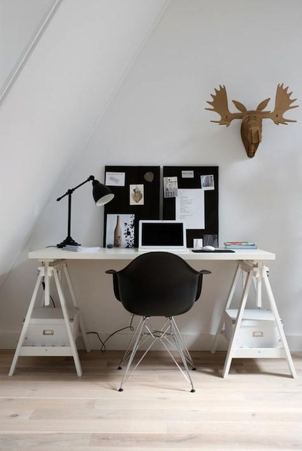 a room by room guide to scandinavian style. Black Bedroom Furniture Sets. Home Design Ideas
