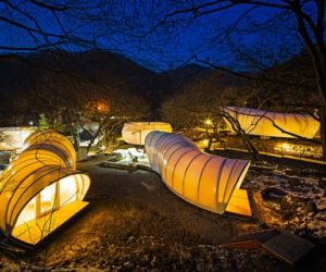 The Glamping Tents Turn Camping Into A Luxury Activity