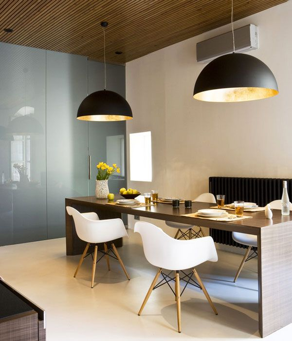 48 Modern Dining Room Designs For The Super Stylish Contemporary Home Custom Modern Dining Room Decorating Ideas