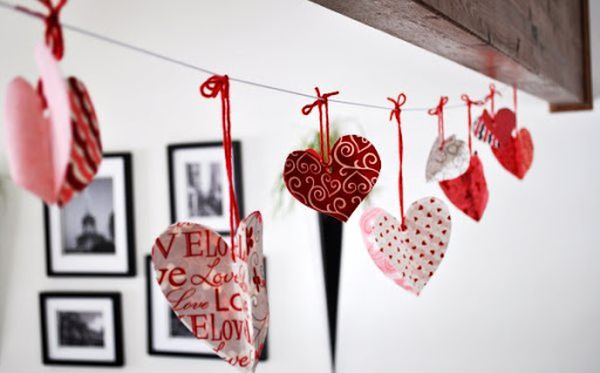 17 Valentine's Day Crafts From The Heart