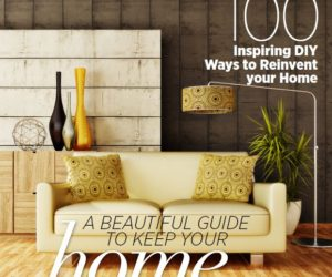"Fall In Love With Shumatsu Distortion's New eBook: ""100 Inspiring DIY Ways To Reinvent Your Home"""