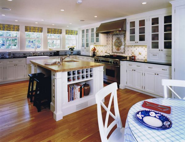 kitchens without islands how you can incorporate wine racks into your design 13908