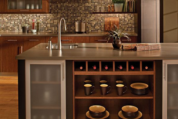 Lovely Kitchen Island Storage.