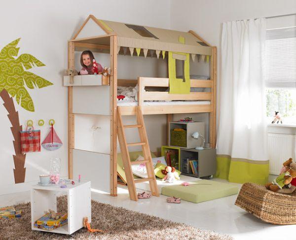 Sleep And Play 25 Amazing Loft Design Ideas For Kids