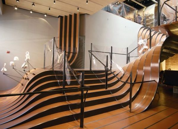 The 25 most creative and modern staircase designs for Creative floors