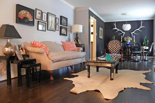 ... Nesting Tables Is As Nightstands In The Bedroom View In Gallery ...