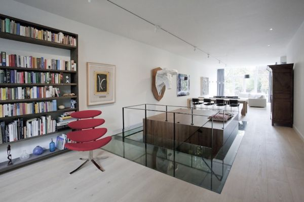 Museum Transformed Into Luxury Home In Rotterdam