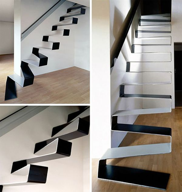 Staircase Decorating Ideas With Modern Design: The 25 Most Creative And Modern Staircase Designs