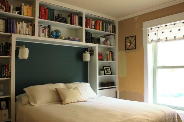 room organizing