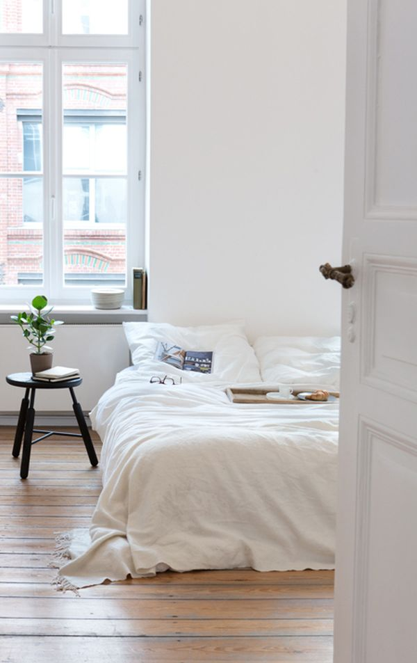A room by room guide to scandinavian style - Kamer wit design ...