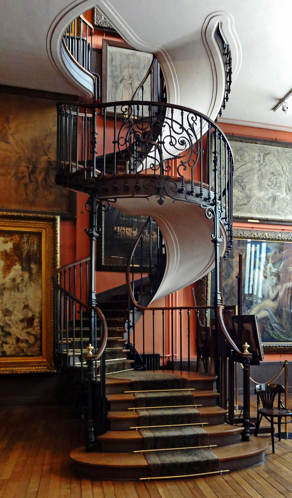 Marvelous Design At The Musée Gustave Moreau.