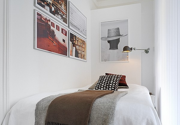 10 Small One Room Apartments Featuring A Scandinavian D Cor