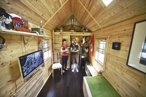 20 smart micro house design ideas that maximize space - Thesquare meter tiny house ...