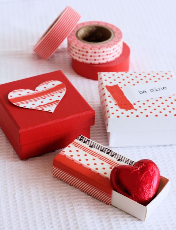 11 Sweet Gift Wrapping Ideas For Valentine\'s Day