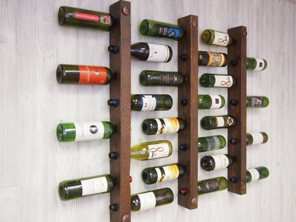 10 amazing space saving furniture designs perfect for small homes Wine racks for small spaces pict