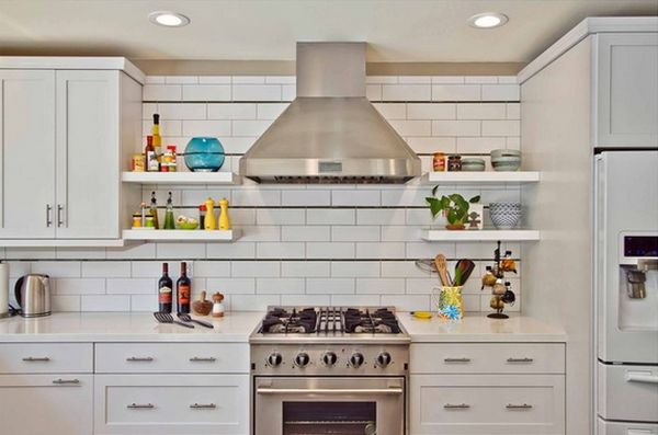 Modern Kitchen Shelves Adorable 10 Smart Ideas For Modern Kitchen Storage