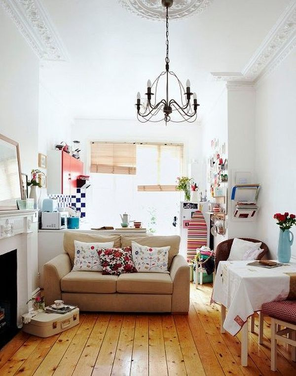 Great Chandelier Options For Small Apartments