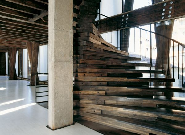 The 25 most creative and modern staircase designs for Gorgeous modern staircase wall design