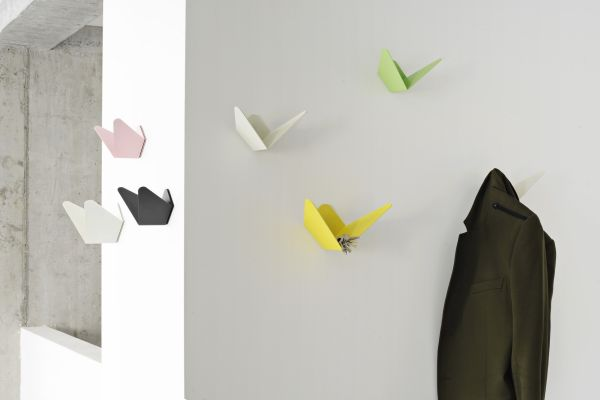 Butterfly Hooks.
