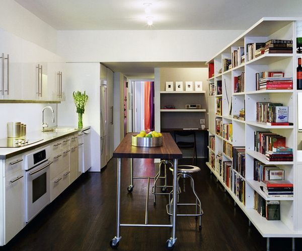 Charmant Portable Kitchen Islands   They Make Reconfiguration Easy ...