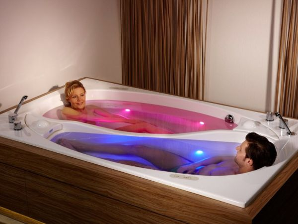 Baths That Are Made For Sharing