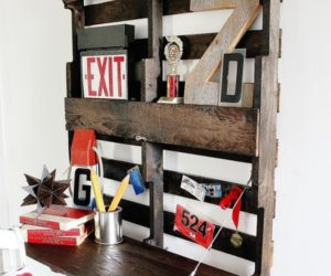 10 Wall-Mounted Desk Designs For DIY Enthusiasts
