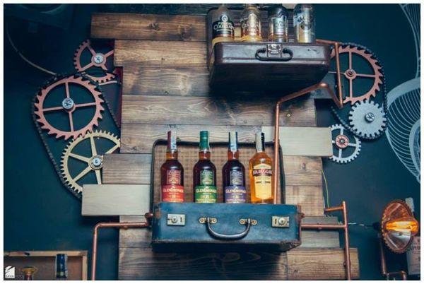 Revolutionary Design Idea Spectacular Steampunk Pub That