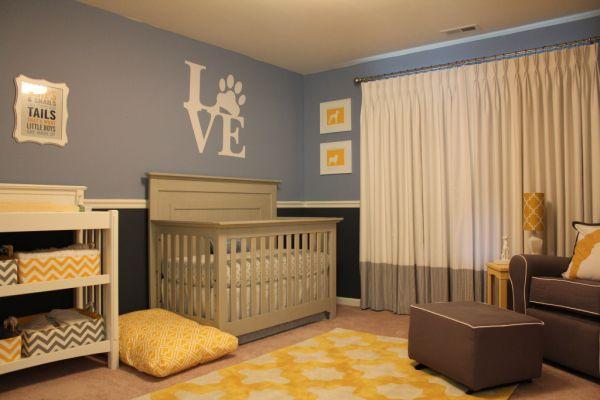 20 Beautiful Baby Boy Nursery Room Design Ideas Full Of