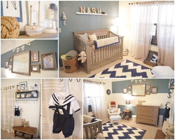 20 Beautiful Baby Boy Nursery Room Design Ideas Full Of Comfort And Fun