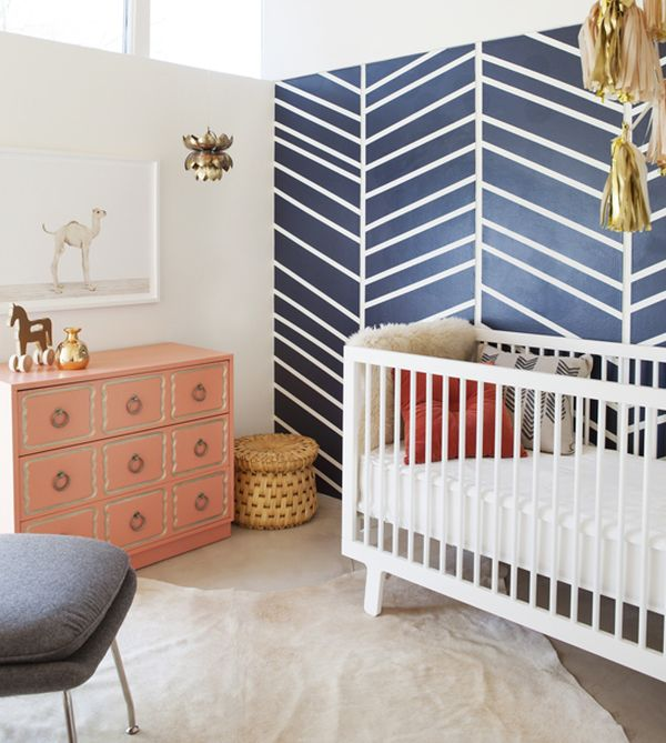 20 Beautiful Baby Boy Nursery Room Design Ideas Full Of: 20 Friendly And Modern Nursery Room Design Ideas