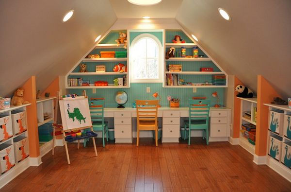 Bonus Room Kids Bedroom Ideas
