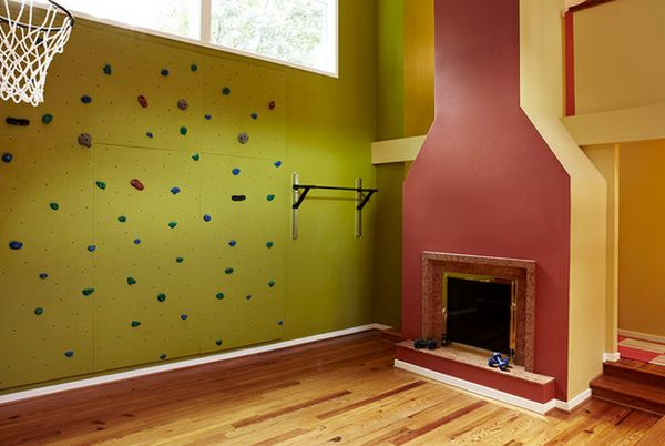 10 Cool Family Basement Designs