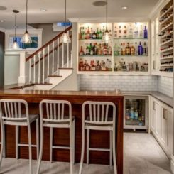 Turn Your Basement Into A Bar  20 Inspiring Designs That Will Make You  Drool