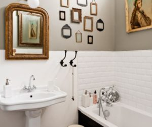 How To E Up Your Bathroom Décor With Framed Wall Art