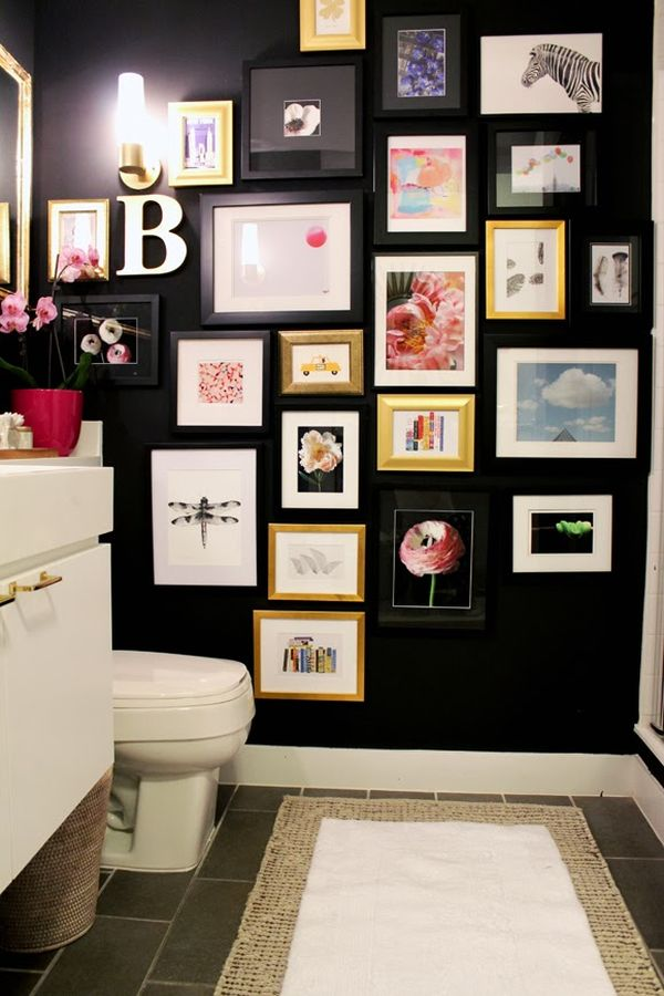 how to spice up your bathroom d cor with framed wall art