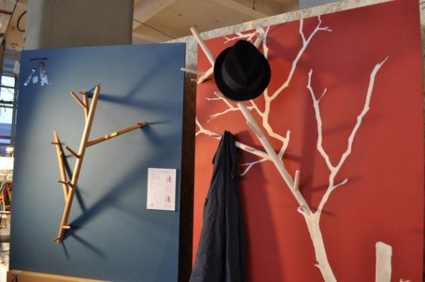 40 Modern Coat Racks To Spruce Up Your Entryway Awesome Tree Branch Coat Rack Diy